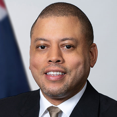 The Honourable André Ebanks, MP